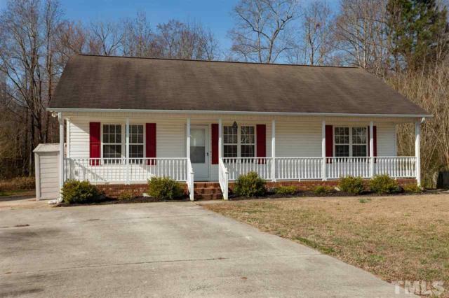 104 Dunnsbee Drive, Garner, NC 27529 (#2172411) :: The Jim Allen Group
