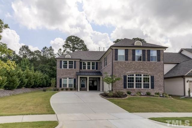 504 Wildwood Farm Way, Holly Springs, NC 27540 (#2172597) :: The Perry Group