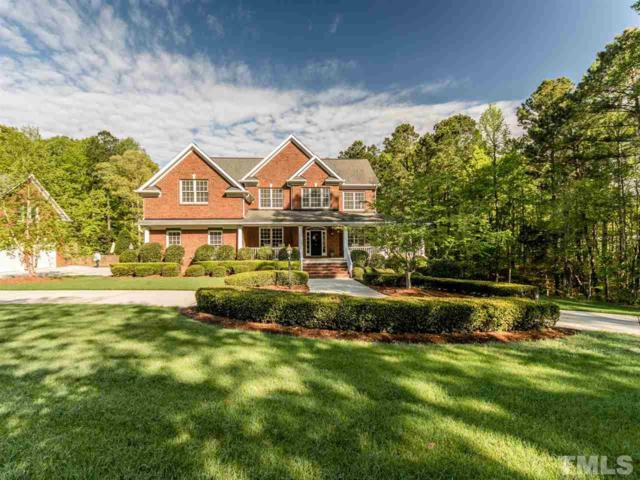 90 Indian Creek Lane, Apex, NC 27523 (#2172598) :: The Perry Group