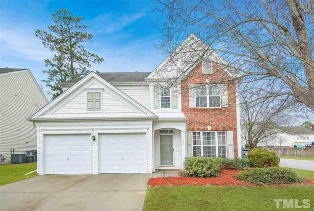 303 Crescendo Drive, Morrisville, NC 27560 (#2172770) :: The Abshure Realty Group