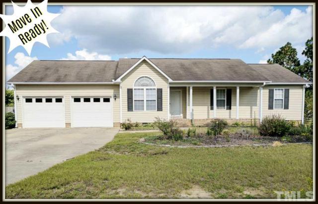 425 Northview Drive, Sanford, NC 27332 (#2172983) :: Rachel Kendall Team, LLC