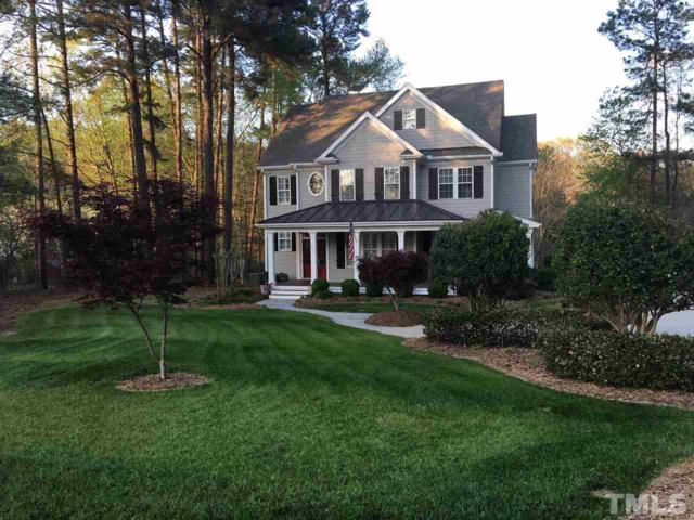 1129 Bass Lake Road, Holly Springs, NC 27540 (#2173019) :: The Jim Allen Group