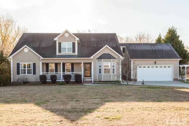 307 Black Angus Drive, Garner, NC 27529 (#2173098) :: Rachel Kendall Team, LLC