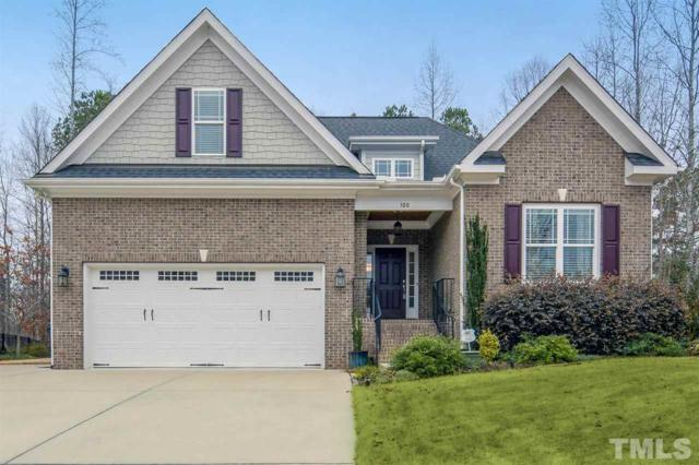 100 Shadow Mist Court, Apex, NC 27539 (#2173118) :: Raleigh Cary Realty