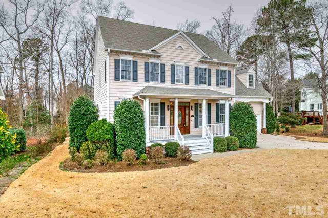 104 Elmcrest Drive, Holly Springs, NC 27540 (#2173349) :: The Jim Allen Group