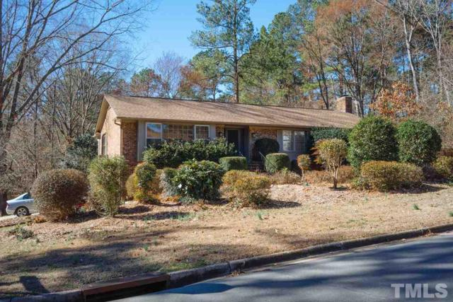 1316 Brigham Road, Chapel Hill, NC 27517 (#2173396) :: Raleigh Cary Realty