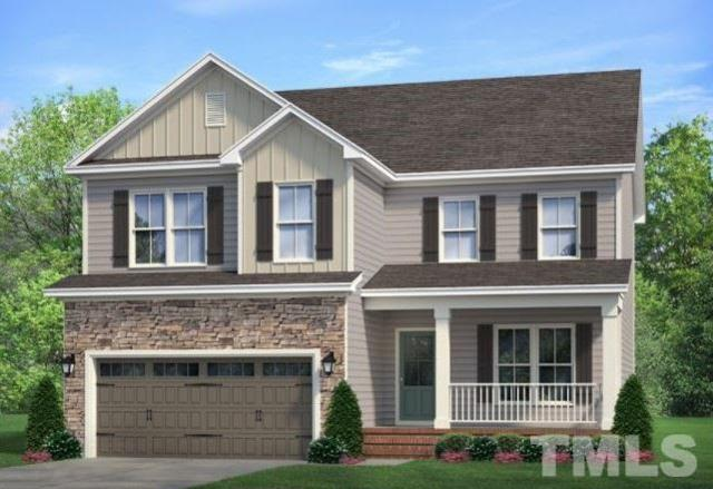 1353 Red Bud Court, Wake Forest, NC 27587 (#2173472) :: The Jim Allen Group