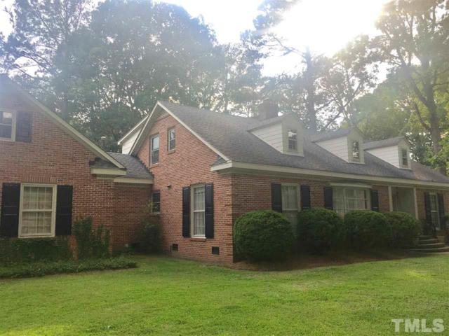 1508 Captains Road, Tarboro, NC 27886 (#2173543) :: The Perry Group