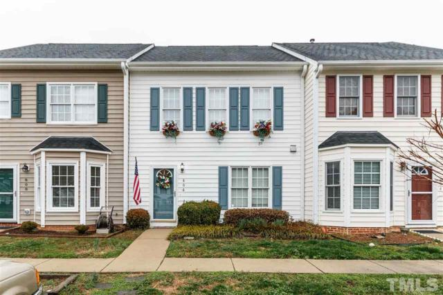 806 St Catherines Drive #806, Wake Forest, NC 27587 (#2173557) :: Raleigh Cary Realty
