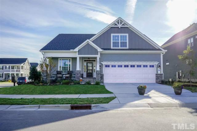 3453 South Pointe Drive, Apex, NC 27539 (#2173743) :: The Abshure Realty Group