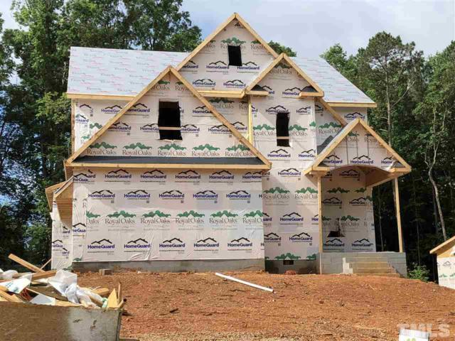 3449 South Pointe Drive, Apex, NC 27539 (#2173749) :: The Perry Group
