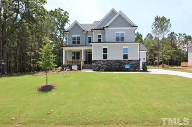 2808 Oxford Bluff Drive, Wake Forest, NC 27587 (#2173849) :: The Abshure Realty Group