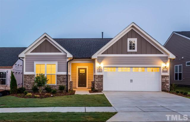 1021 Calista Drive Dwte Lot 120, Wake Forest, NC 27587 (#2173917) :: Rachel Kendall Team