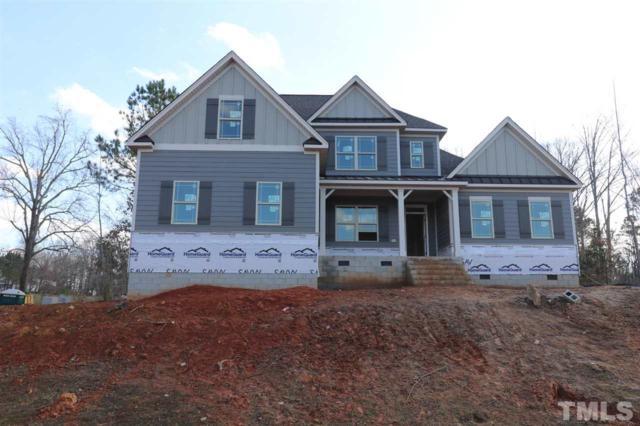 8239 Southmoor Hill Trail Braxton B Plan , Wake Forest, NC 27587 (#2173947) :: Rachel Kendall Team, LLC