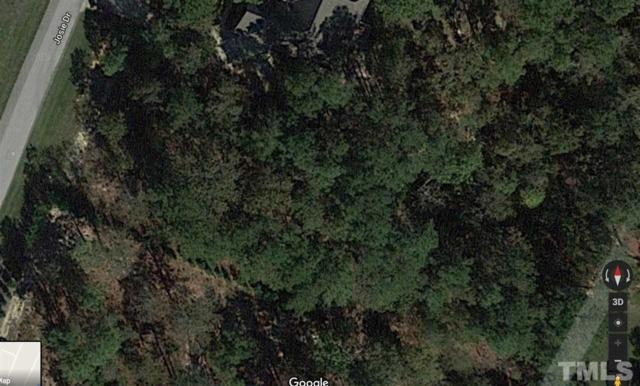 Lot 16 Josie Drive, Benson, NC 27504 (#2174132) :: Raleigh Cary Realty