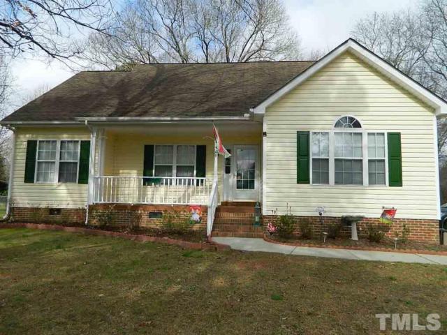 509 Rockvale Court, Benson, NC 27504 (#2174202) :: Rachel Kendall Team, LLC