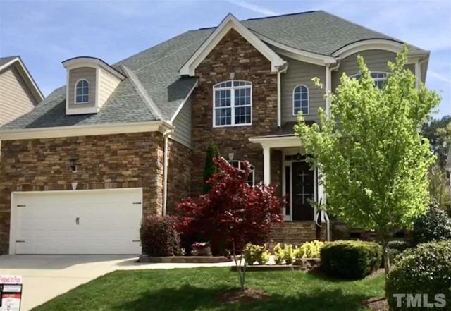 1810 Grande Maison Drive, Apex, NC 27502 (#2174211) :: The Jim Allen Group