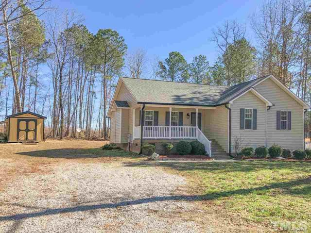 691 Lockwood Drive, Clayton, NC 27527 (#2174601) :: The Abshure Realty Group