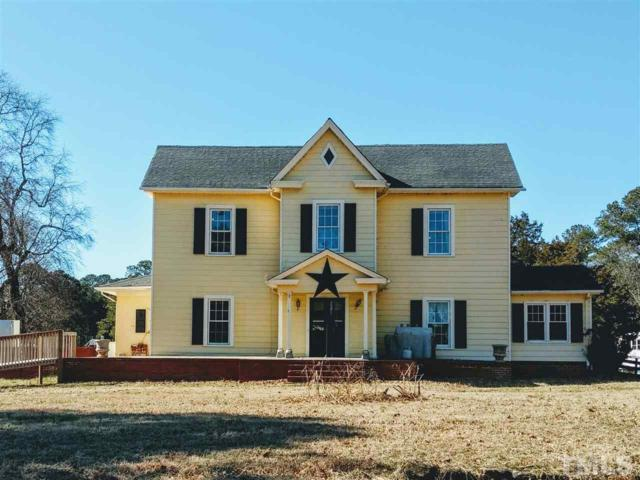 62 Dyking Road, Louisburg, NC 27549 (#2174865) :: The Jim Allen Group