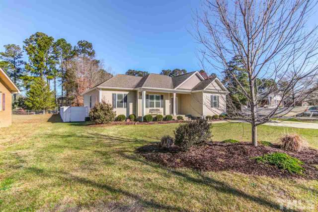 605 Camellia Drive, Four Oaks, NC 27524 (#2174880) :: Rachel Kendall Team, LLC