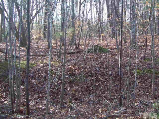 Lot 7 Kiser Hicks Road, Roxboro, NC 27574 (#2174936) :: RE/MAX Real Estate Service