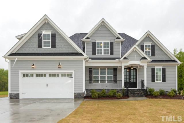 5409 Whistling Duck Court #34, Raleigh, NC 27603 (#2174977) :: The Abshure Realty Group
