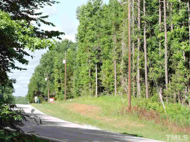 Lot 11 Dick Holeman Road, Timberlake, NC 27583 (#2175120) :: The Perry Group