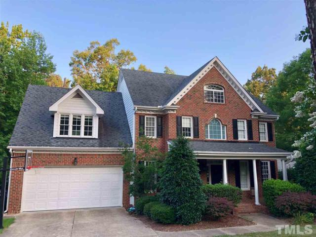 403 Lyndenbury Drive, Apex, NC 27502 (#2175633) :: The Perry Group