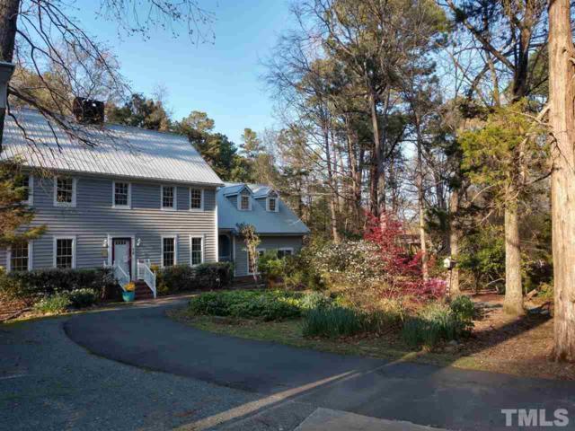 1 Duck Bridge Farm Road, Chapel Hill, NC 27516 (#2175650) :: Raleigh Cary Realty