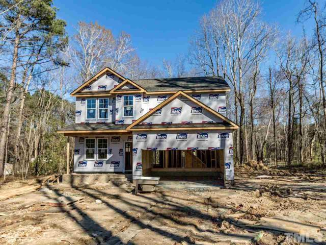 463 Robbins Road, Youngsville, NC 27596 (#2175677) :: Raleigh Cary Realty