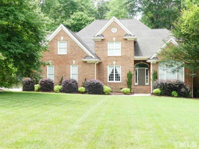 316 Fox Walk Path, Garner, NC 27529 (#2175795) :: The Abshure Realty Group
