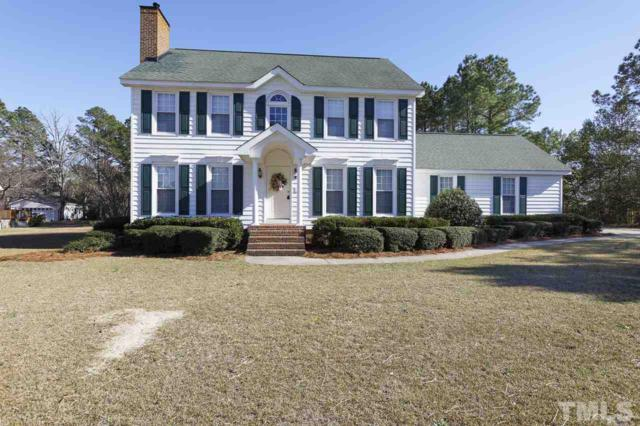 415 Tirzah Drive, Lillington, NC 27546 (#2175960) :: Raleigh Cary Realty