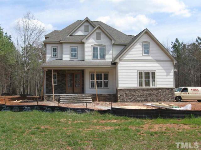 145 Lakes Edge Lane, Pittsboro, NC 27312 (#2176024) :: The Jim Allen Group