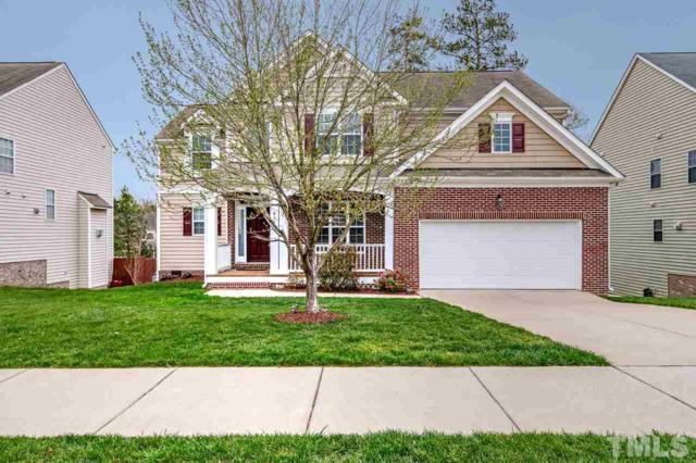 917 Linden Ridge Drive, Holly Springs, NC 27540 (#2176060) :: The Jim Allen Group