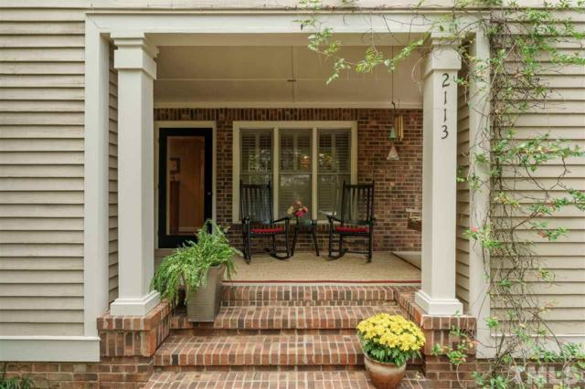 2113 Camrose Street, Raleigh, NC 27608 (#2176310) :: The Abshure Realty Group