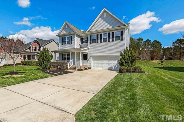 5313 Sapphire Springs Drive, Knightdale, NC 27575 (#2176385) :: The Jim Allen Group