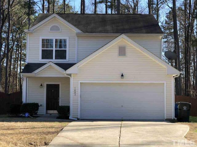 1083 Heritage Manor Drive, Raleigh, NC 27610 (#2176454) :: Rachel Kendall Team, LLC