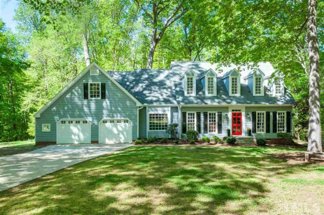 805 Bennington Drive, Raleigh, NC 27615 (#2177188) :: The Perry Group