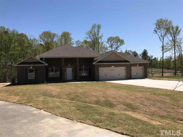 36 Drake Drive, Benson, NC 27504 (#2177272) :: The Abshure Realty Group