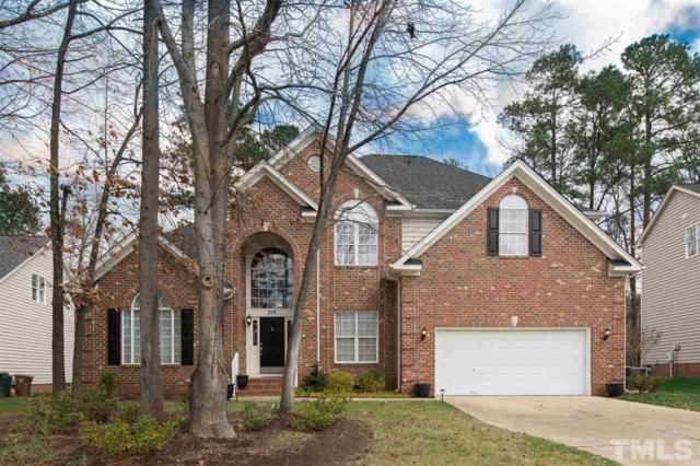 209 Park York Lane, Cary, NC 27519 (#2177352) :: Raleigh Cary Realty