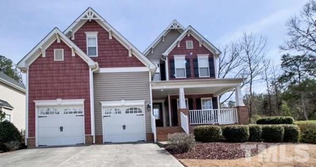 1952 Grace Point Road, Morrisville, NC 27560 (#2177518) :: The Jim Allen Group