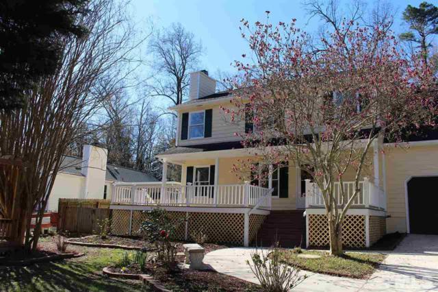 124 Burkwood Lane, Raleigh, NC 27609 (#2177611) :: The Jim Allen Group