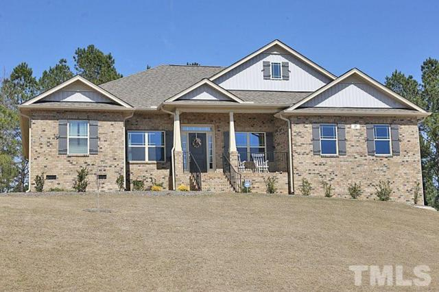 21 Community Circle, Angier, NC 27501 (#2177761) :: Kim Mann Team