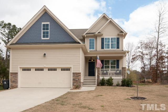 30 Paddy Lane, Youngsville, NC 27596 (#2177858) :: The Jim Allen Group