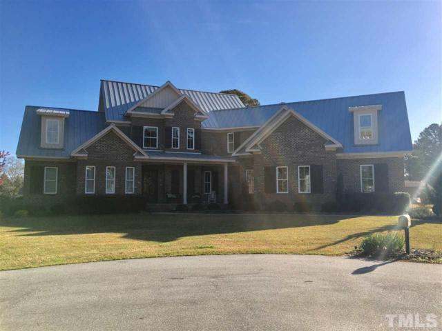 105 Creech Circle, Four Oaks, NC 27524 (#2177911) :: Rachel Kendall Team, LLC