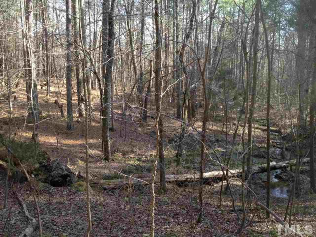 Lot 1 Conservation Grove Road, Chapel Hill, NC  (#2178056) :: The Jim Allen Group