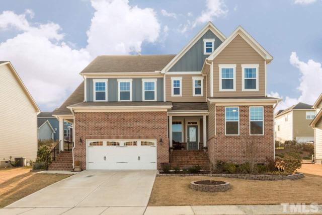 209 Tazwell Hall Lane, Wake Forest, NC 27587 (#2178241) :: The Jim Allen Group