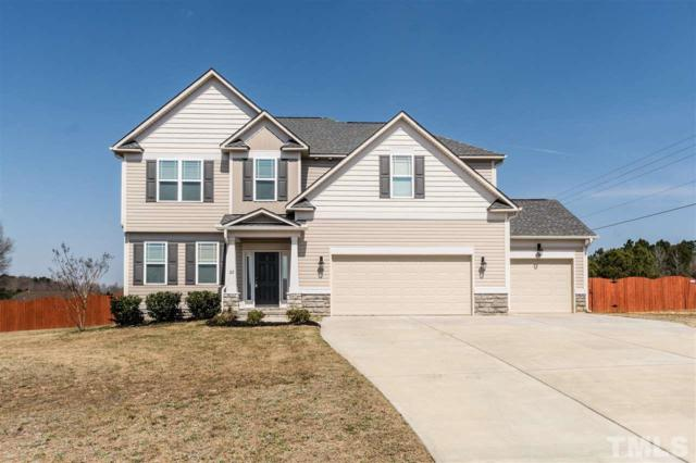 22 Nassau Court, Clayton, NC 27520 (#2178275) :: Raleigh Cary Realty