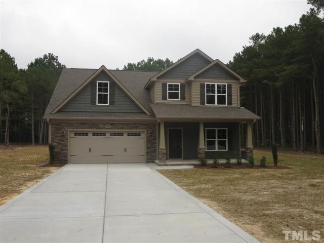 3982 Old Us 421, Lillington, NC 27546 (#2178640) :: The Perry Group