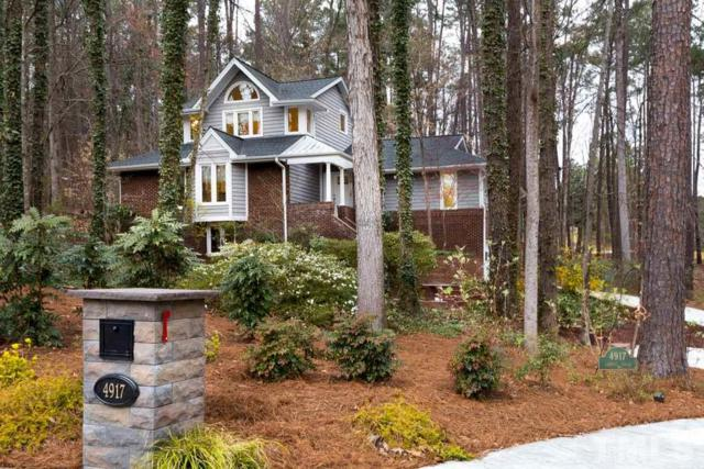 4917 Connell Drive, Raleigh, NC 27612 (#2178943) :: The Jim Allen Group